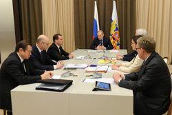 Владимир Путин назвал ситуацию в российской экономике стабильной