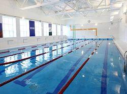 В Уфе открылся новый 25-метровый бассейн