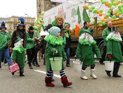 В Ирландии празднуют День святого Патрика