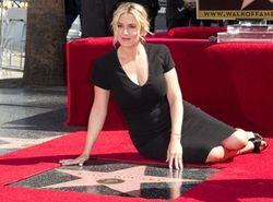 Кейт Уинслет получила именную звезду на знаменитой Аллее славы в Лос-Анджелесе