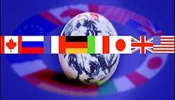 """Главы стран """"Большой восьмерки"""" приостановили членство России в G8"""