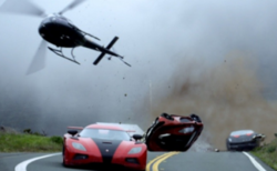 "Российский прокат возглавил фильм ""Need for Speed: Жажда скорости"""