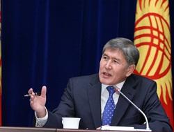 Глава Киргизии отправил в отставку правительство