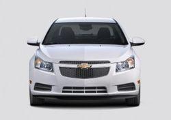 Новое поколение Chevrolet Cruze замечено без камуфляжа