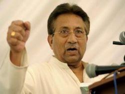 В Пакистане на экс-президента Мушаррафа совершено покушение