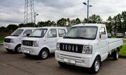 Китайский грузовик DFSK V21 появился на российском рынке