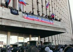 """Спецподразделение """"Альфа"""" отказалось штурмовать здания в Донецке и Луганске"""