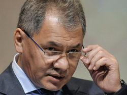 Сергей Шойгу назвал паранойей слова главы СБУ Валентина Наливайченко