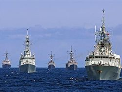В Балтику прибудут корабли НАТО