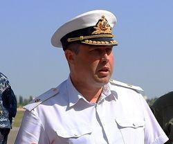 Владимир Путин назначил замкомандующего Черноморским флотом