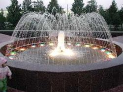уфа, фонтаны