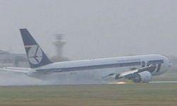 В Австралии экстренно сел самолет