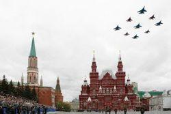 В Москве в Параде Победы 9 мая примут участие три новинки военной техники