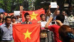 Во Вьетнаме прошли массовые демонстрации