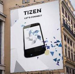 Samsung выпустит в России смартфон на ОС Tizen