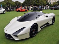 Компания Shelby SuperCars объявила о начале строительства нового завода
