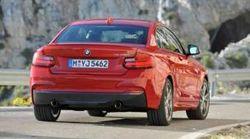 Компания BMW оснастит спорткупе M235i системой полного привода