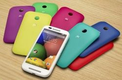 Компания Motorola анонсировала смартфон Moto E