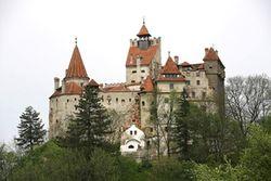На продажу выставлен легендарный замок графа Дракулы