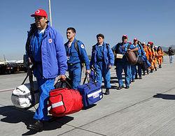 Спасатели МЧС России направлены в Сербию для борьбы с наводнением