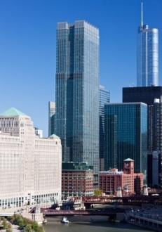 В Чикаго за 850 млн долларов продана 60-этажная высотка