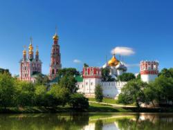 Колокольни Новодевичьего монастыря отреставрируют за 80 млн рублей
