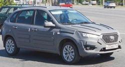 На дорожных испытаниях засветился хэтчбек Datsun mi-DO