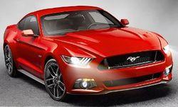 Ford реализовал первую партию модели Mustang в течение 30 секунд