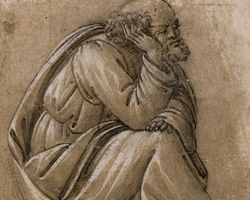 На аукционе в Лондоне выставят на продажу рисунок Боттичелли