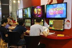 """На выставке G2E Asia 2014 в Макао """"Бинго-Бум"""" стала участницей в очередной раз"""