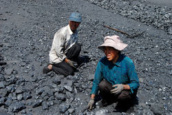 КНР наращивает объём импорта угля