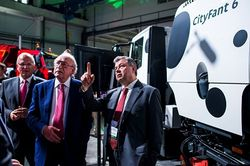 На новом заводе в Калуге будут производиться самые современные дорожные машины в России