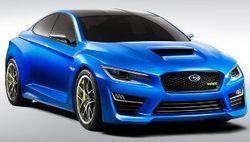 На российском рынке стартовали продажи новых Subaru WRX и WRX STI