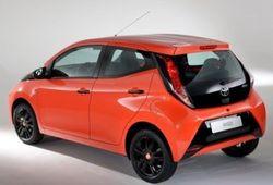 Объявлены цены на новый Toyota Aygo