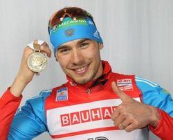 Шипулин признан болельщиками лучшим российским биатлонистом последних четырех лет
