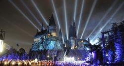 Студия Universal открыла вторую очередь парка развлечений, посвященного Гарри Поттеру