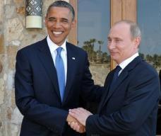 Путин направил Обаме поздравительную телеграмму в честь Дня независимости США