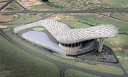 Китайские инвесторы могут построить в Подмосковье крытый парк аттракционов