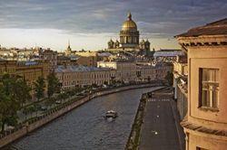 Петербург начал разработку методики анализа развития территорий города