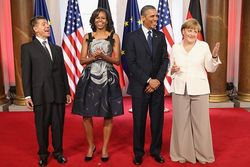 Меркель поставила под сомнение сотрудничество Германии и США