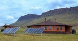 """В природном заповеднике """"Хакасский"""" запущена автономная солнечная электростанция"""
