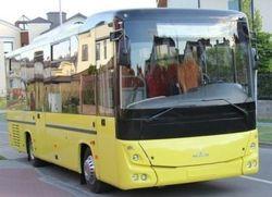 """Компания """"МАЗ"""" презентует пилотную модель пассажирского автобуса класса """"Люкс"""""""