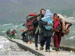 уфа, беженцы