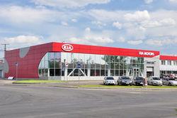 В Москве на продажу выставлен дилерский автоцентр KIA