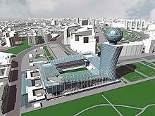 Строящийся стадион ЦСКА планируется укрыть прозрачной крышей