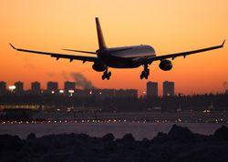 Российские авиакомпании прекращают транзитные полеты над Украиной