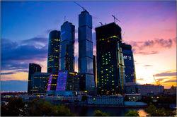 """В ближайшие два года в """"Москва-Сити"""" построят еще два небоскреба"""