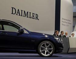 Daimler отложил проект с российским производством Mercedes