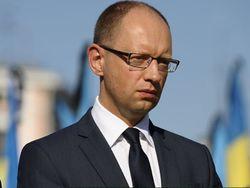 Верховная рада не приняла отставку Арсения Яценюка