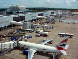 В Лондонском аэропорту объявлена тревога из-за опасности заражения вирусом Эбола